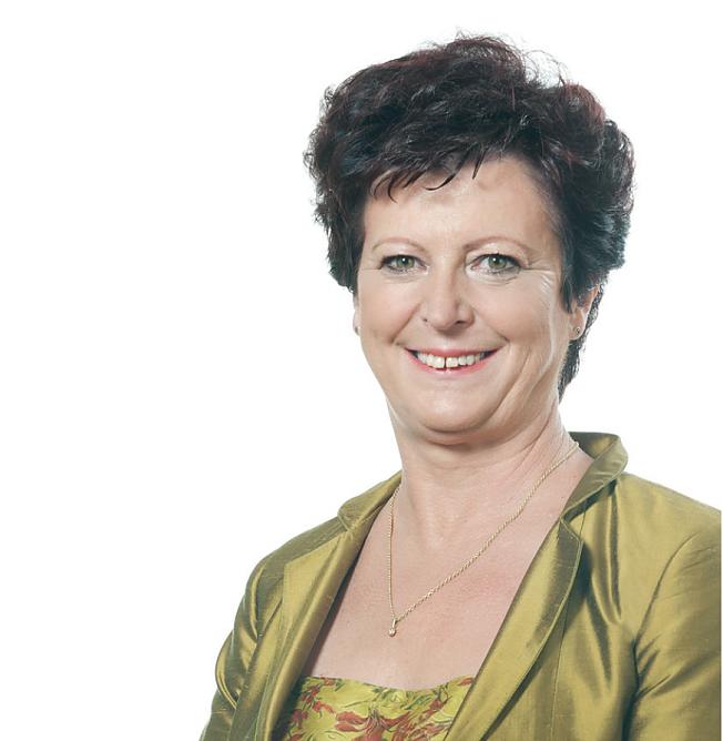 Milena Vrhovec, direktorica KZ Stična